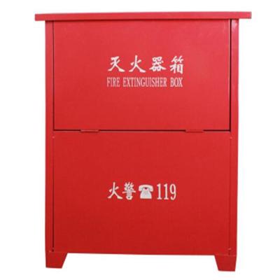 手提式干粉灭火器2kg3kg5kg灭火器 3kg*2干粉灭火器箱(个)