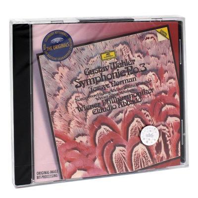 Mahler 馬勒 第三交響曲(2CD)阿巴多 交響樂 原裝進口CD