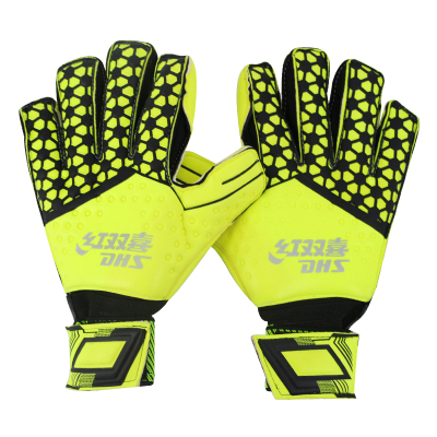 紅雙喜DHS守門員手套比賽訓練足球門將舒適透氣防滑耐磨309