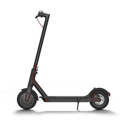 小米(mi)米家电动滑板车Pro 黑色 成人/学生 迷你便携 折叠双轮车 黑色 体感车