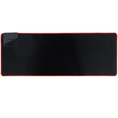 灵蛇 无线充电器鼠标垫安卓苹果通用 超大号加厚游戏鼠标垫电脑桌垫 无线充电器鼠标垫10W快充 P99