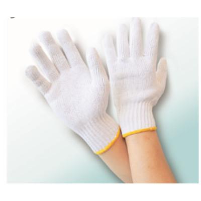 佳的 SAFEHAND C01BN-1 7針本白滌棉紗線手套,500g/12雙