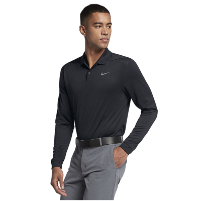 NIKEGOLF耐克高爾夫服裝891235-010耐克男款長袖T恤