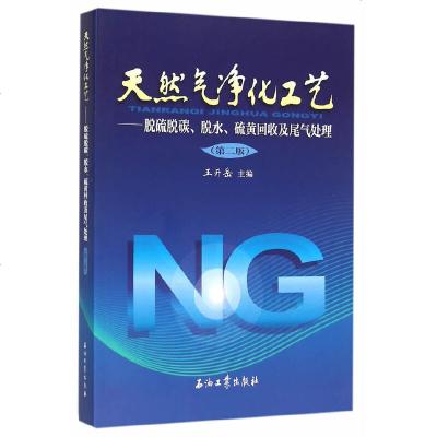 1001天然气净化工艺----脱硫脱碳、脱水、硫黄回收及尾气处理(第二版)