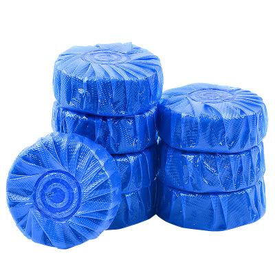 規格【藍泡泡清潔劑60枚 】藍泡泡清潔劑馬桶除垢劑 潔廁靈除臭塊酒店廁所潔廁寶