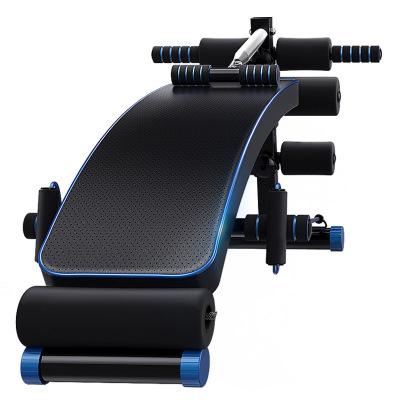 仰卧板仰卧起坐健身器材古达家用多功能健腹器辅助器运动练腹肌板