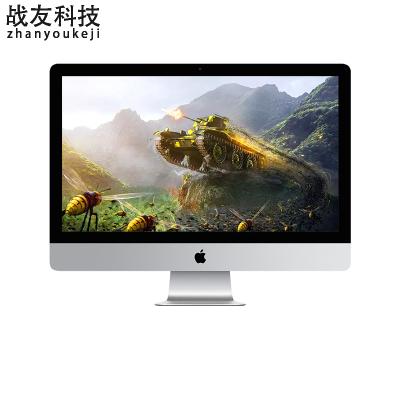 【二手9成新】AppleIMac苹果一体机电脑台式一体机办公10款21寸厚款MC509 i3 8G/1T+ 256G固态