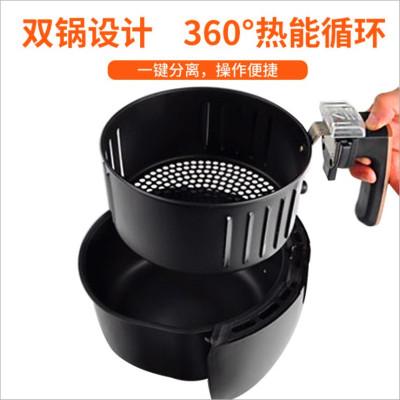 空气炸锅大容量机家用全自动新款多功能特价无油炸锅智能炸薯条机