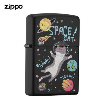 zippo芝寶打火機zippo正版原裝防風煤油打火機218-C-000046尋夢旅行