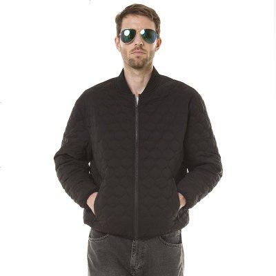 Luxury Lane男士3M新雪麗保暖棉衣外套 A2三合一飛行夾克可外穿內膽棉服