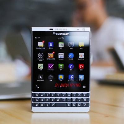 千百评BlackBerry/黑莓 Passport Q30护照 二代全键盘商务4G手机D66W