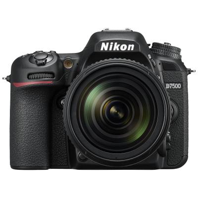 尼康(Nikon)D7500 單反套機(AF-S DX 尼克爾 18-200mm f/3.5-5.6G ED)