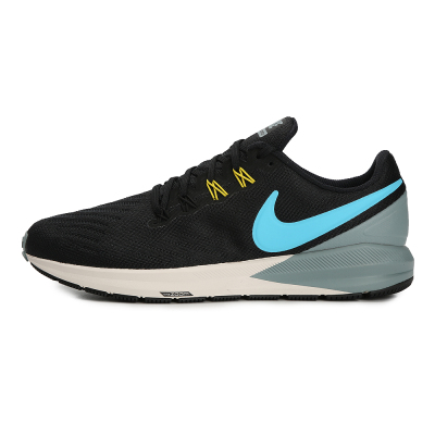 耐克(NIKE)2019春男子跑步鞋NIKE AIR ZOOM STRUCTURE 22 AA1636-005