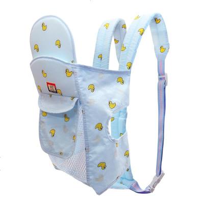 背巾复古外出抱带两用婴儿双肩背带儿童出行大宝宝 简易老式