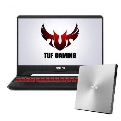 【套餐】华硕(ASUS)飞行堡垒6代FX86 15.6英寸笔记本+华硕8倍速 USB2.7 外置DVD刻录机