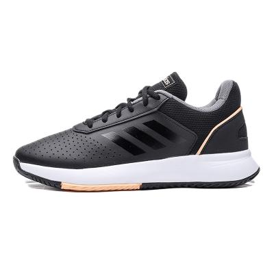 阿迪达斯女鞋网球鞋休闲鞋网球运动鞋EE8452