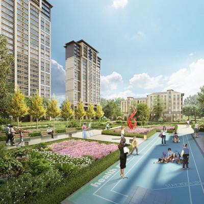 中國中鐵諾德春風和院 豐臺限競房距離地鐵近名企開發 北京新房