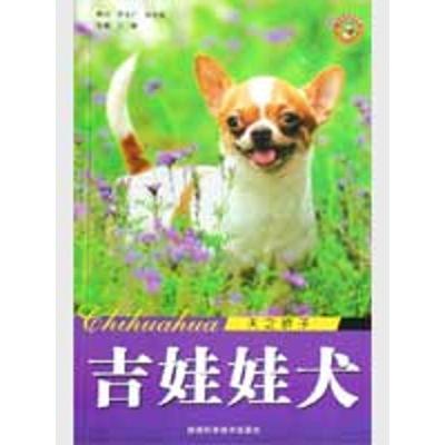 正版现货 吉娃娃犬-天之娇子 王晓 陕西科学技术出版社 9787536943476 书籍 畅销书