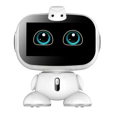 菲若普故事機電子電教智能教育機器人早教機9寸護眼觸摸屏課程同步英漢互譯天氣查詢兒童英語學習機器人送孩子生日禮物機器人