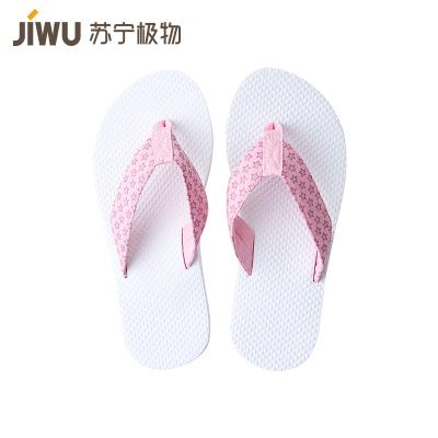 JIWU брэндийн резинэн тавчик эмэгтэй ягаан 37-38