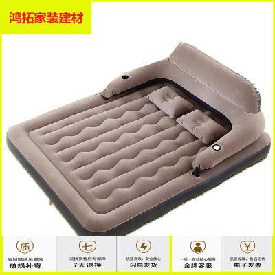 家裝精選放心購 充氣床墊 雙人家用氣墊床 單人沖氣床墊戶外便攜空氣床新款放心購
