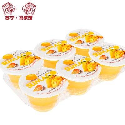 馬來西亞館 素瑪哥/SUMACO 芒果味果凍(含椰果) 660g*1套