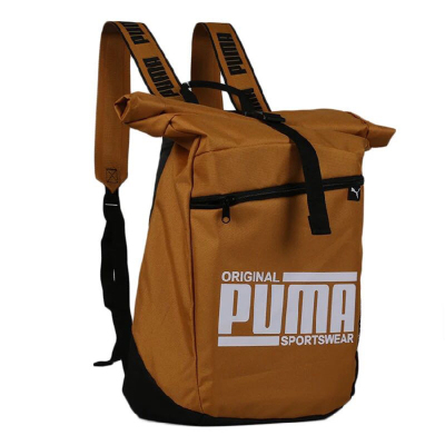 彪马Puma2018新款男女双肩背包书包旅游包骑行背包-100- 075435-03
