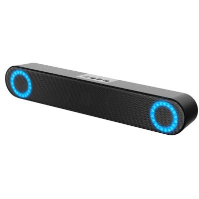 蓝悦(LEnRuE)A25电脑 台式低音炮 笔记本音响 2.0声道回音壁桌面USB小音响USB版 黑色 3.5音频接口