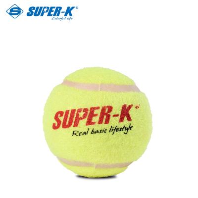 SUPER-K/獅普高SDF41833專業比賽網球 超耐打彈性 3粒裝