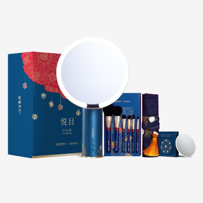 AMIRO 智能LED美容鏡日光鏡 O系列故宮限量版 故宮藍