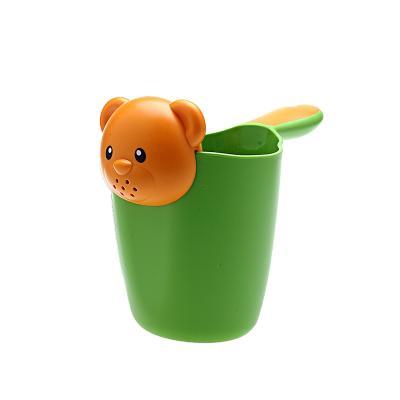 小白熊(Snow Bear)嬰兒花灑浴勺PP材質 寶寶花灑水勺 嬰童沐浴用品 09265