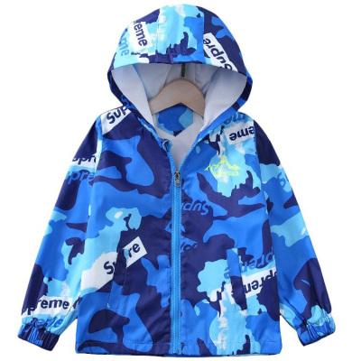 男童春裝外套2020新款兒童透氣沖鋒衣中大童夾克小孩戶外運動 臻依緣