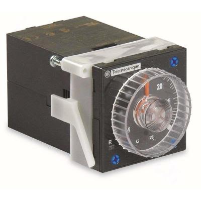 施耐德 Schneider Electric 面板安裝式繼電器輸出時間繼電器-RE48,RE48AMH13MW