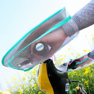 電動車防曬手套夏季電瓶車電車摩托車擋風手把套防水夏天諾妮夢