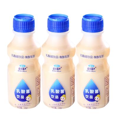 佰味葫蘆乳酸菌風味飲料340ml*3瓶