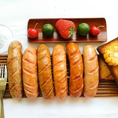 大红门 秘制烤肠(家庭组合装) 1kg 香肠火腿肠 烧烤食材 火锅食材 北京老字号