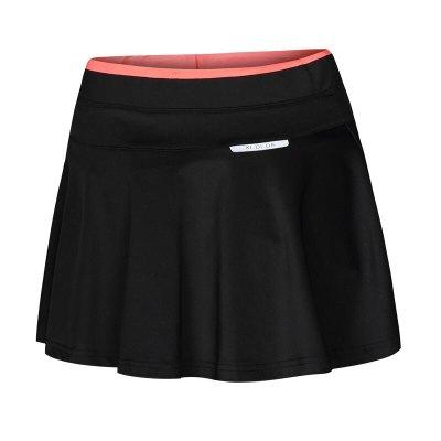 珂卡慕(KEKAMU)運動褲裙女夏新款羽毛球網球健身瑜伽跑步半身短裙速干透氣百褶裙