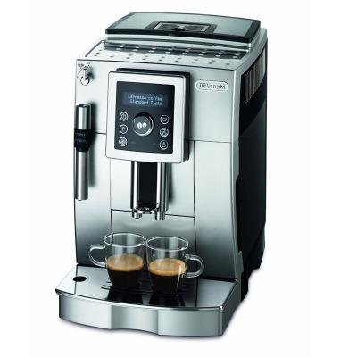 德龍(Delonghi)德龍全自動咖啡機意式家用其他商用咖啡豆銀白ECAM23.420.SW