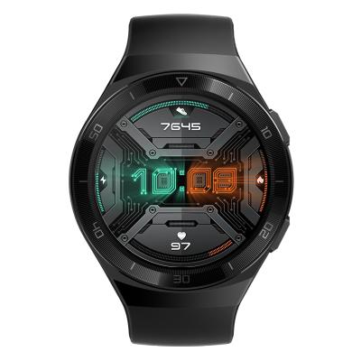 华为(HUAWEI)华为智能手表WATCH GT2e 运动款 曜石黑 运动智能手表3音乐雅致商务男女士通用手表手环防水官方正品gt2 华为GT2e手表 华为电话手表