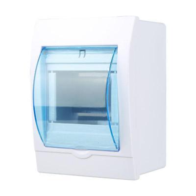 空开盒PZ30配电箱家用明装暗装3-4位回路空气开关盒子漏电保护器