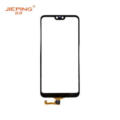 捷屏(JIEPING)適用于華為nova3E觸摸 手機觸摸蓋板維修更換 黑色(不含稅)