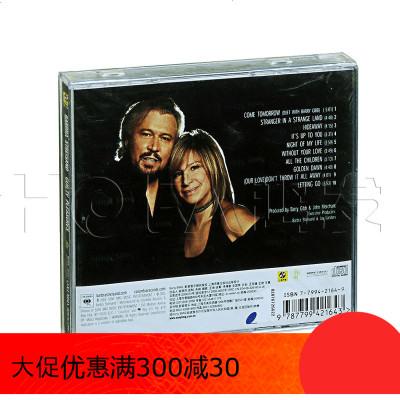 新索正版 芭芭拉·史翠珊Barbra Streisands:美丽原罪(CD)