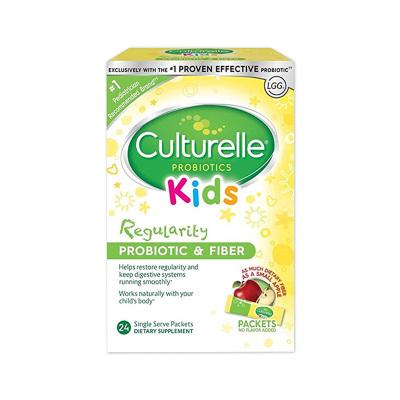 康萃樂(Culturelle) 進口兒童益生菌沖劑(果蔬潤腸型)24袋/盒裝 營養素