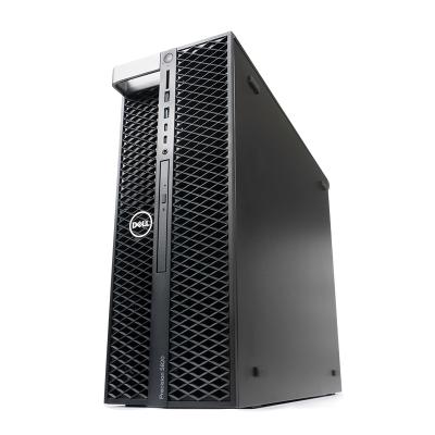 戴尔(DELL) T5820塔式图形工作站台式机电脑主机W-2123 8G内存丨120G+1T硬盘丨P620 2G独显