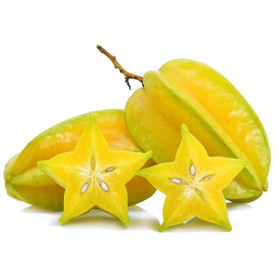 漳州新鲜杨桃1斤 新鲜水果生鲜 五角星水果