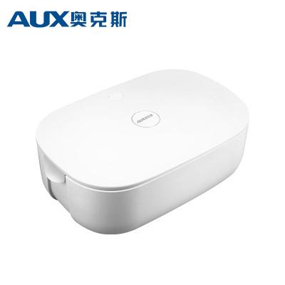 奧克斯(AUX)干衣盒暖風機內衣消毒機干衣機旅行收納衣物便攜內褲殺菌盒RC-801A白色