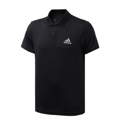 【自营】阿迪达斯男服短袖POLO衫训练健身网球服装EC3029