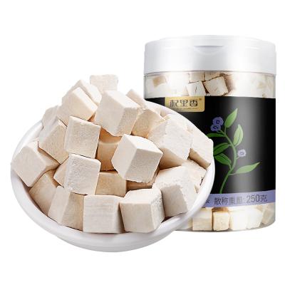 杞里香(QiLiXiang) 茯苓250g/罐裝 白茯苓塊 新貨茯苓丁茯苓片
