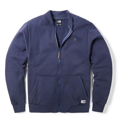 TheNorthFace北面男士针织外套19秋季新品户外男保暖飞行员夹克针织外套3VTP