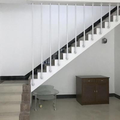 簡約現代樓梯扶手室內阿斯卡利防護欄桿鐵藝護欄閣樓家用圍欄餐廳別墅 小于一米(每根)